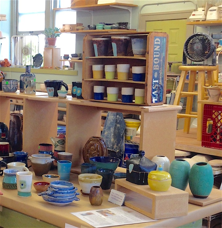 ceramics show and sale 5.11.2016