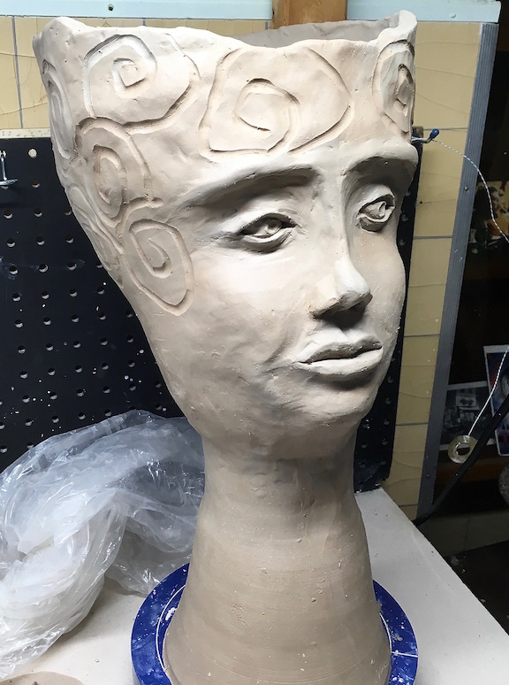 female head planter 11.1.2018