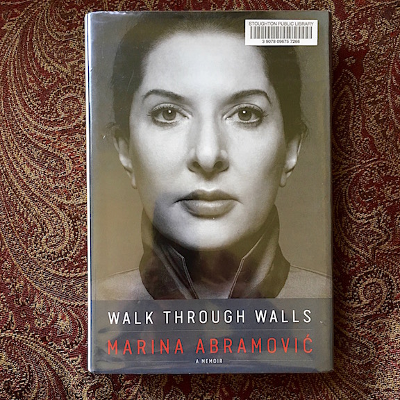 """Walk Through Walls"" book11.15.2018"